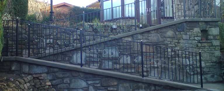 Aberwrought Iron Are Specialists In Wrought Iron And All